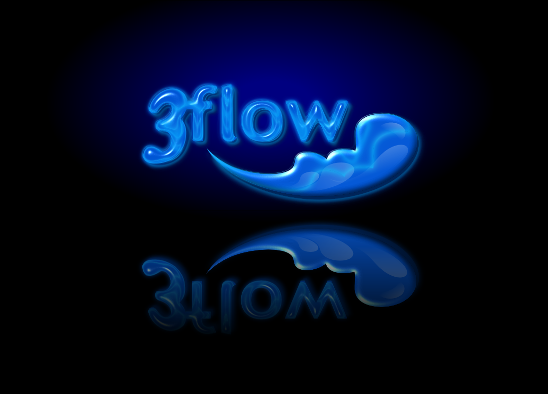 Logo Design by whoosef - Entry No. 148 in the Logo Design Contest Fun Logo Design for 3flow.