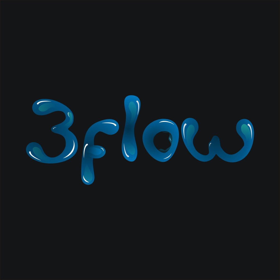 Logo Design by arteo_design - Entry No. 149 in the Logo Design Contest Fun Logo Design for 3flow.