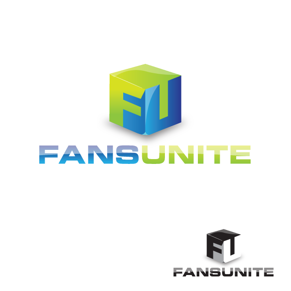 Logo Design by storm - Entry No. 15 in the Logo Design Contest Logo Design Needed for Exciting New Company FansUnite.
