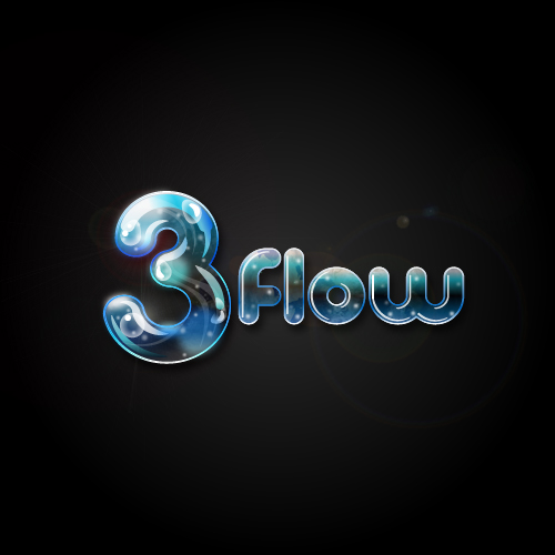 Logo Design by SilverEagle - Entry No. 152 in the Logo Design Contest Fun Logo Design for 3flow.
