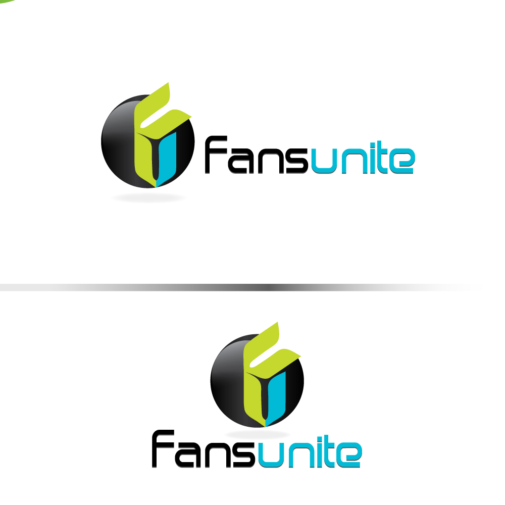Logo Design by rockin - Entry No. 21 in the Logo Design Contest Logo Design Needed for Exciting New Company FansUnite.