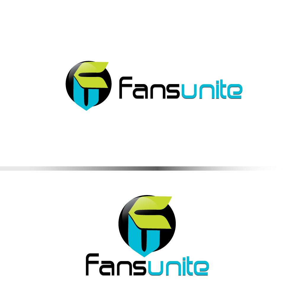 Logo Design by rockin - Entry No. 22 in the Logo Design Contest Logo Design Needed for Exciting New Company FansUnite.