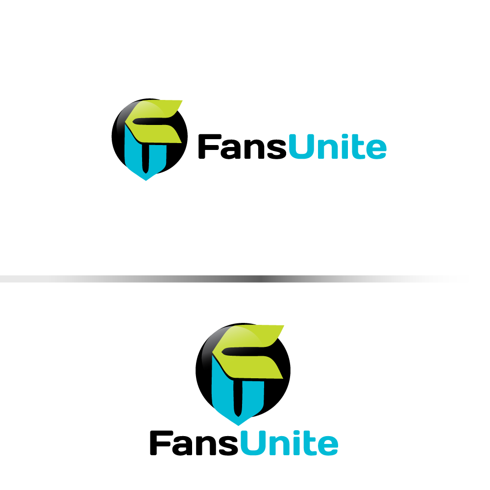 Logo Design by rockin - Entry No. 24 in the Logo Design Contest Logo Design Needed for Exciting New Company FansUnite.