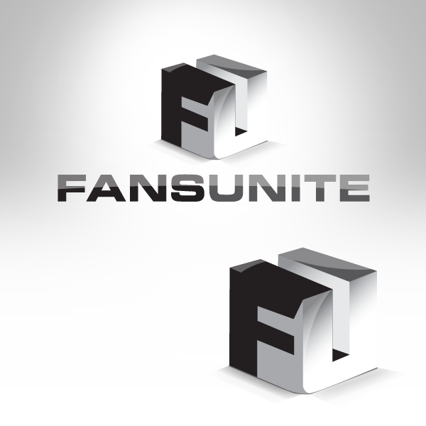 Logo Design by storm - Entry No. 29 in the Logo Design Contest Logo Design Needed for Exciting New Company FansUnite.