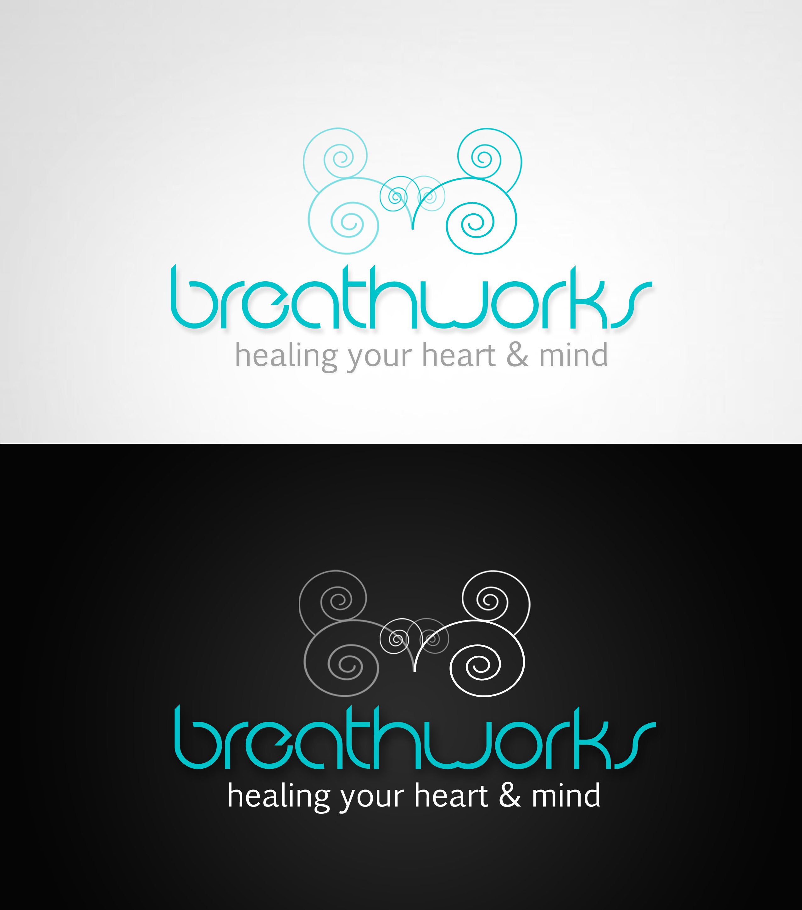 Logo Design by Lama Creative - Entry No. 17 in the Logo Design Contest New Logo Design for Breathworks.