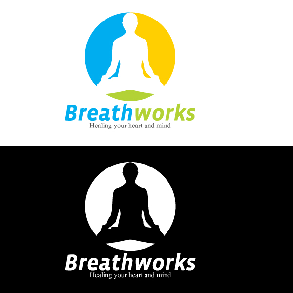 Logo Design by Imran Khan - Entry No. 21 in the Logo Design Contest New Logo Design for Breathworks.
