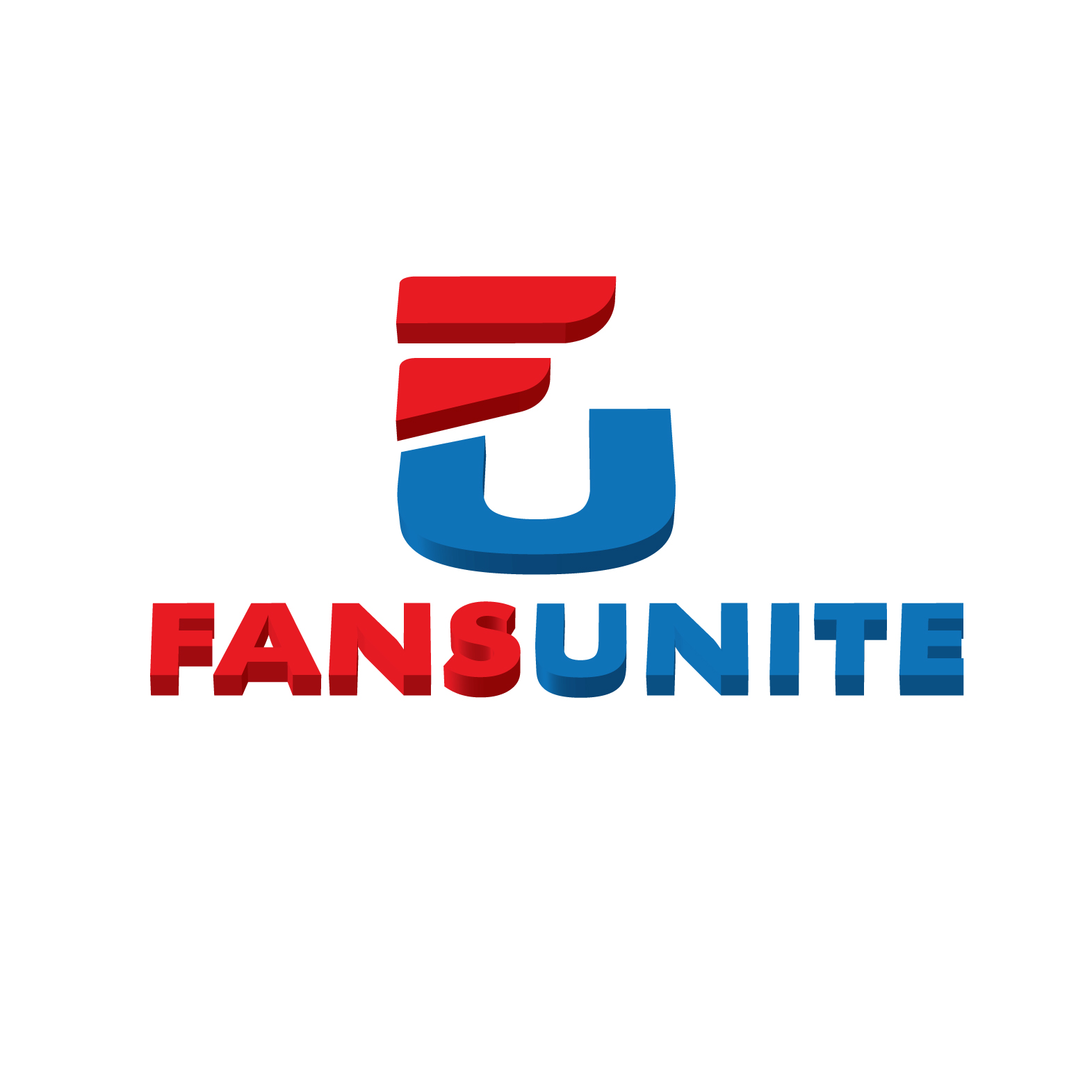Logo Design by stormbighit - Entry No. 33 in the Logo Design Contest Logo Design Needed for Exciting New Company FansUnite.