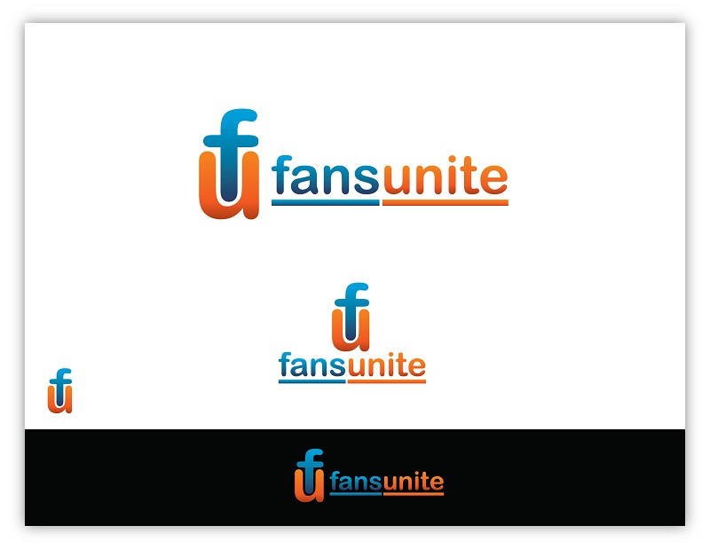 Logo Design by kowreck - Entry No. 34 in the Logo Design Contest Logo Design Needed for Exciting New Company FansUnite.