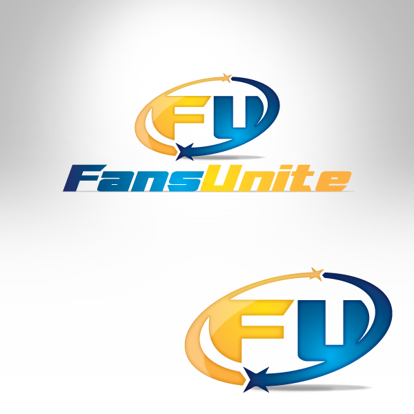 Logo Design by storm - Entry No. 36 in the Logo Design Contest Logo Design Needed for Exciting New Company FansUnite.