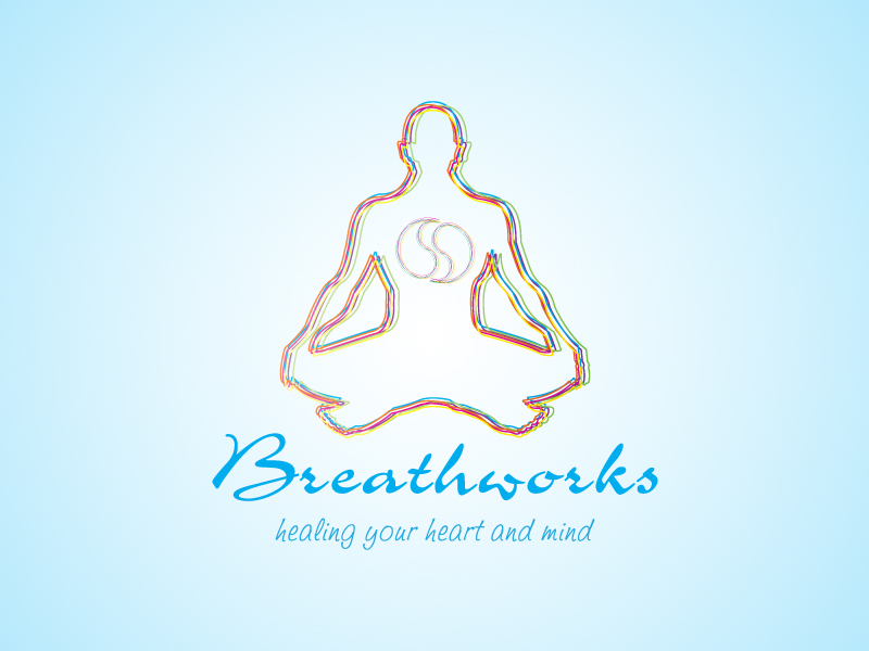 Logo Design by Niki_e_Z - Entry No. 25 in the Logo Design Contest New Logo Design for Breathworks.