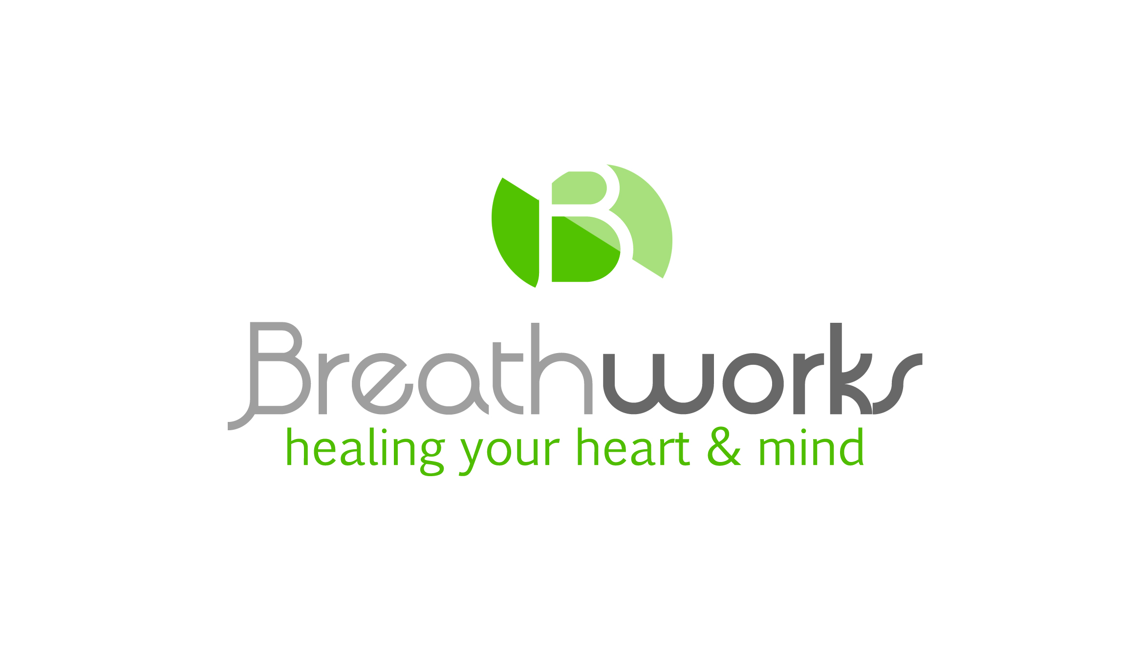 Logo Design by Lama Creative - Entry No. 28 in the Logo Design Contest New Logo Design for Breathworks.