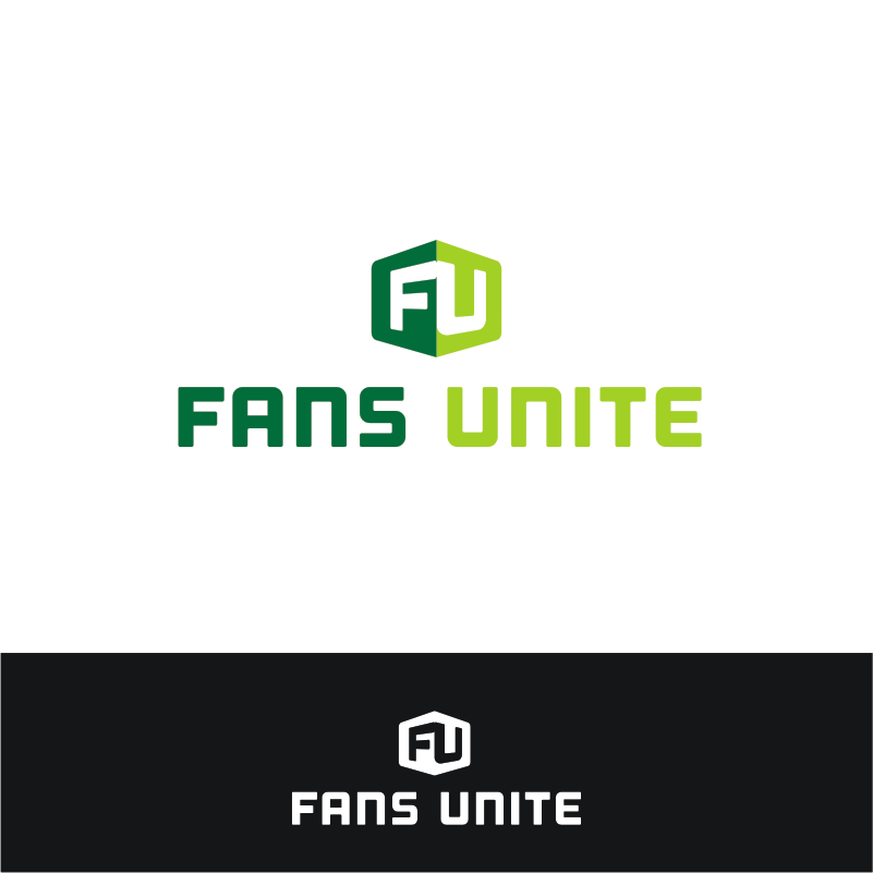 Logo Design by Private User - Entry No. 49 in the Logo Design Contest Logo Design Needed for Exciting New Company FansUnite.