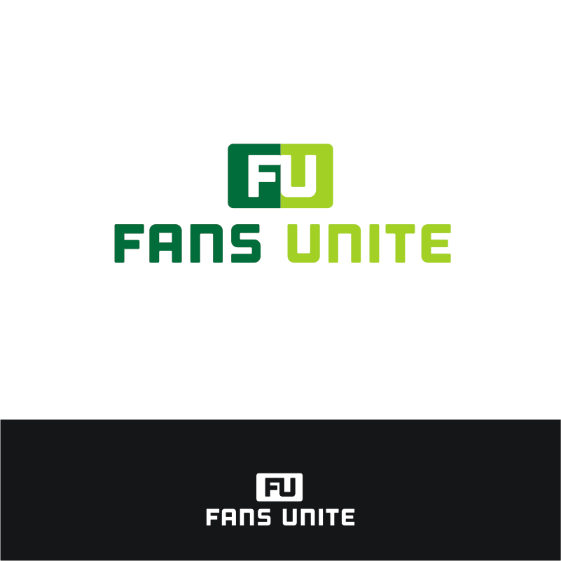 Logo Design by Private User - Entry No. 50 in the Logo Design Contest Logo Design Needed for Exciting New Company FansUnite.