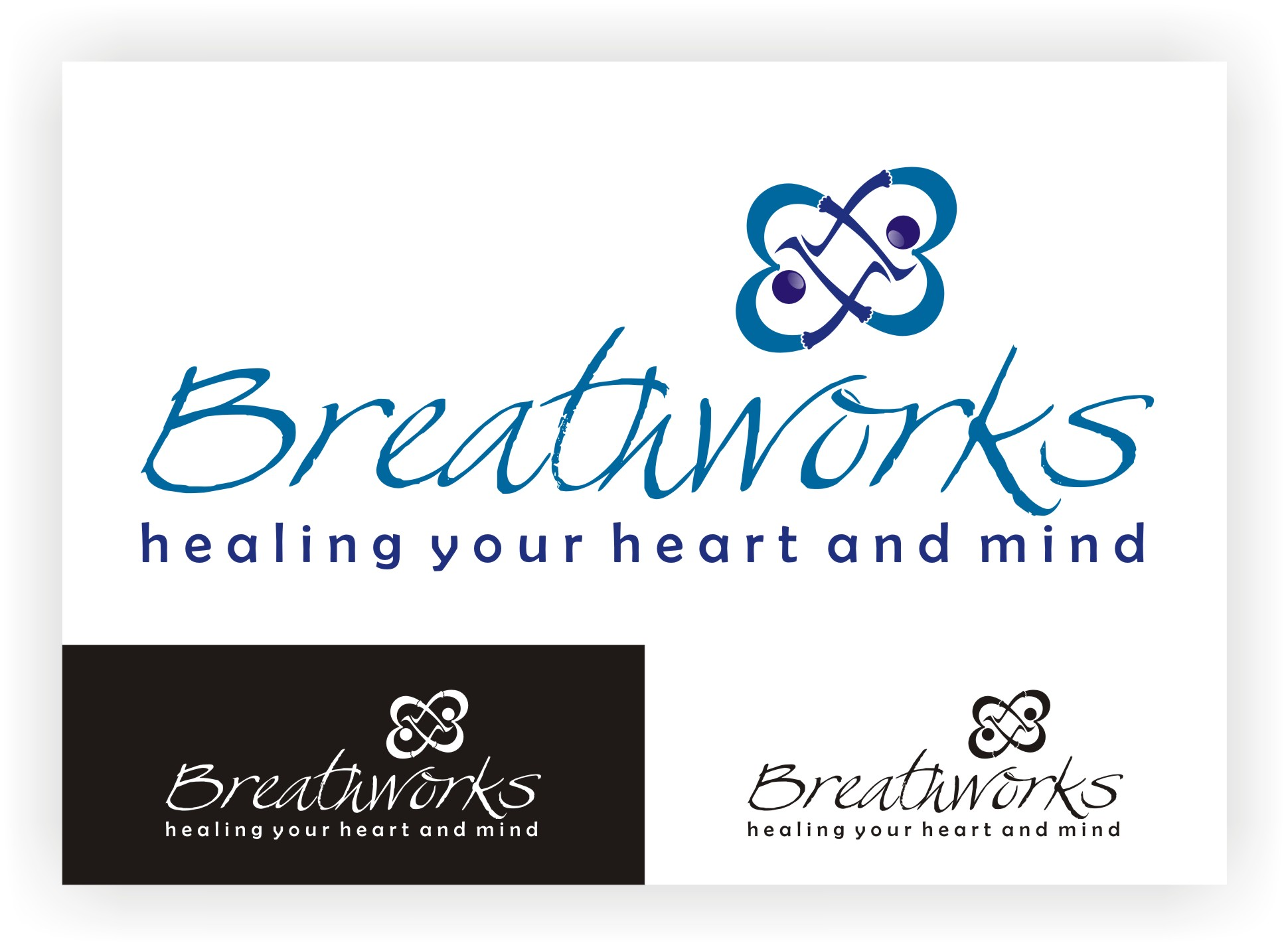 Logo Design by Private User - Entry No. 31 in the Logo Design Contest New Logo Design for Breathworks.