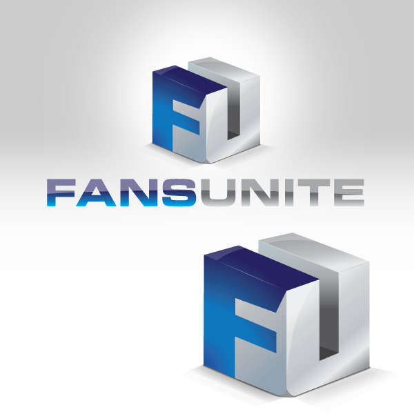 Logo Design by storm - Entry No. 56 in the Logo Design Contest Logo Design Needed for Exciting New Company FansUnite.