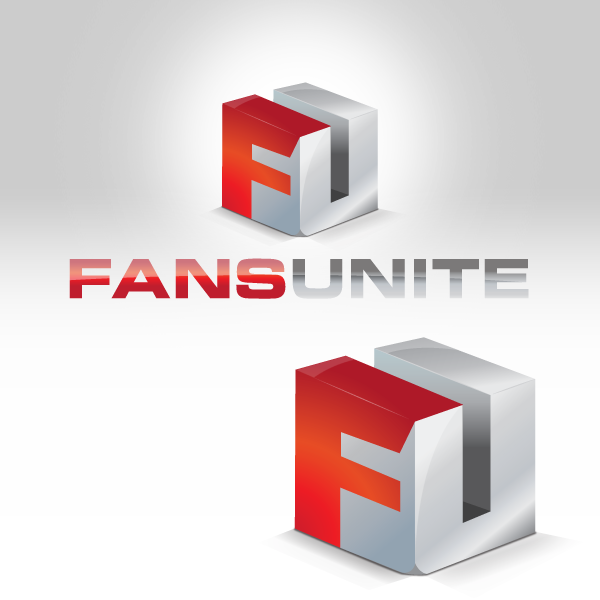 Logo Design by storm - Entry No. 57 in the Logo Design Contest Logo Design Needed for Exciting New Company FansUnite.