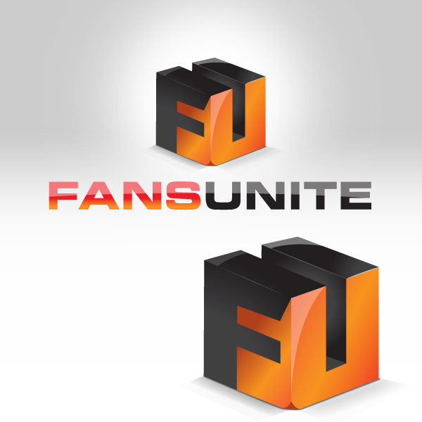 Logo Design by storm - Entry No. 60 in the Logo Design Contest Logo Design Needed for Exciting New Company FansUnite.