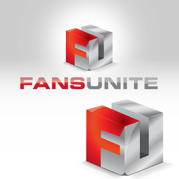 Logo Design by storm - Entry No. 61 in the Logo Design Contest Logo Design Needed for Exciting New Company FansUnite.