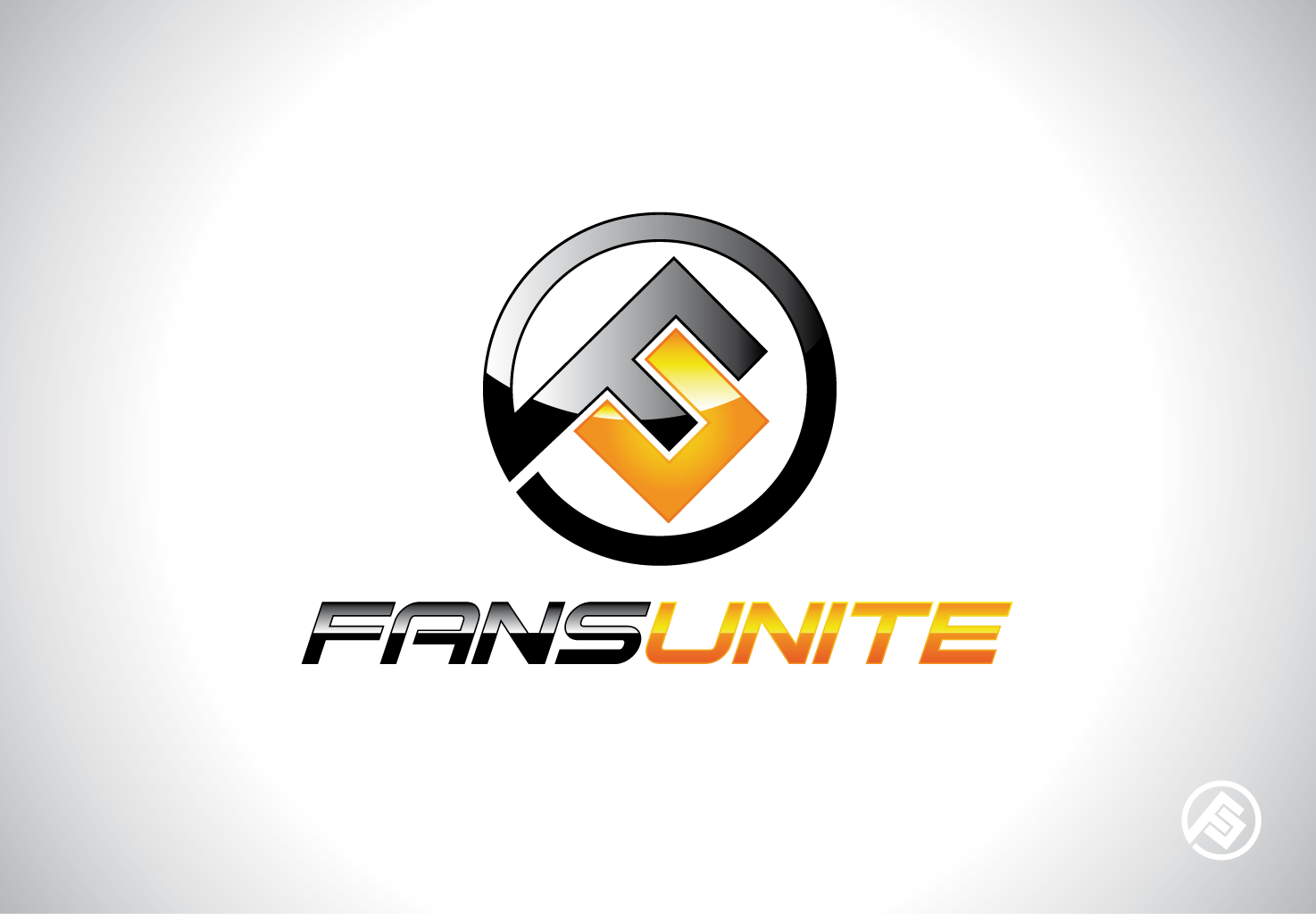 Logo Design by lovag - Entry No. 63 in the Logo Design Contest Logo Design Needed for Exciting New Company FansUnite.