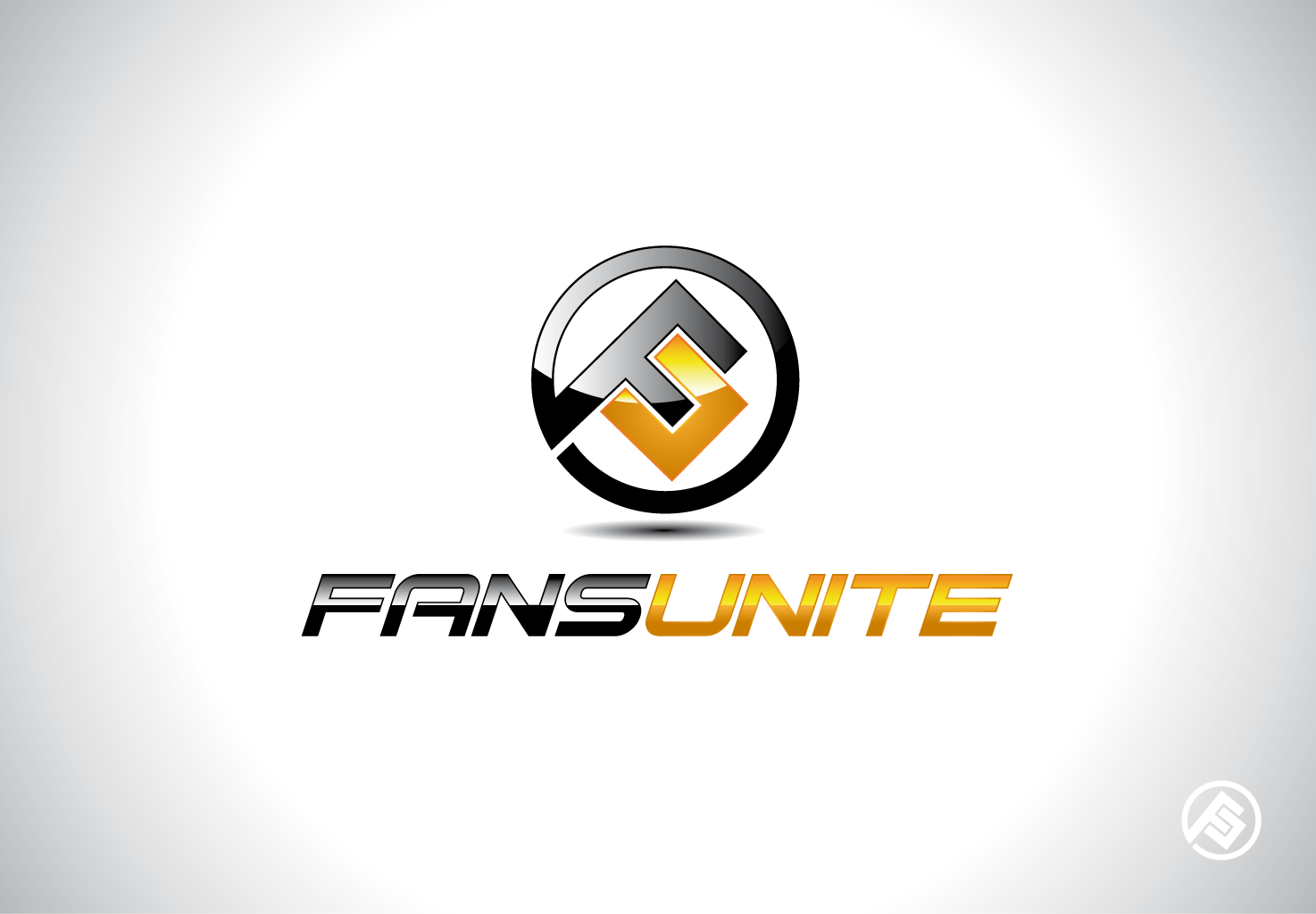 Logo Design by lovag - Entry No. 64 in the Logo Design Contest Logo Design Needed for Exciting New Company FansUnite.