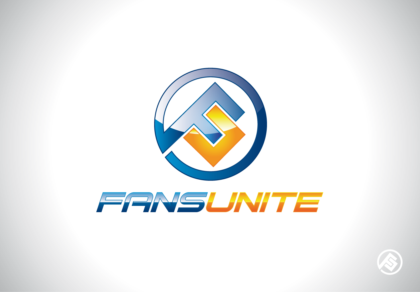 Logo Design by lovag - Entry No. 65 in the Logo Design Contest Logo Design Needed for Exciting New Company FansUnite.