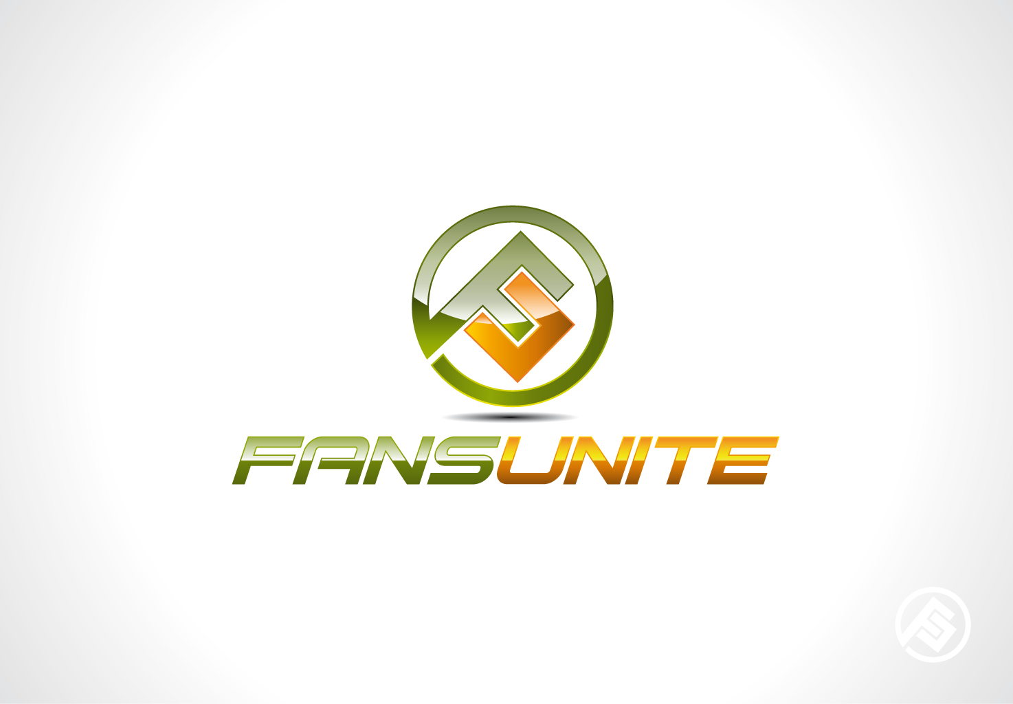 Logo Design by lovag - Entry No. 66 in the Logo Design Contest Logo Design Needed for Exciting New Company FansUnite.
