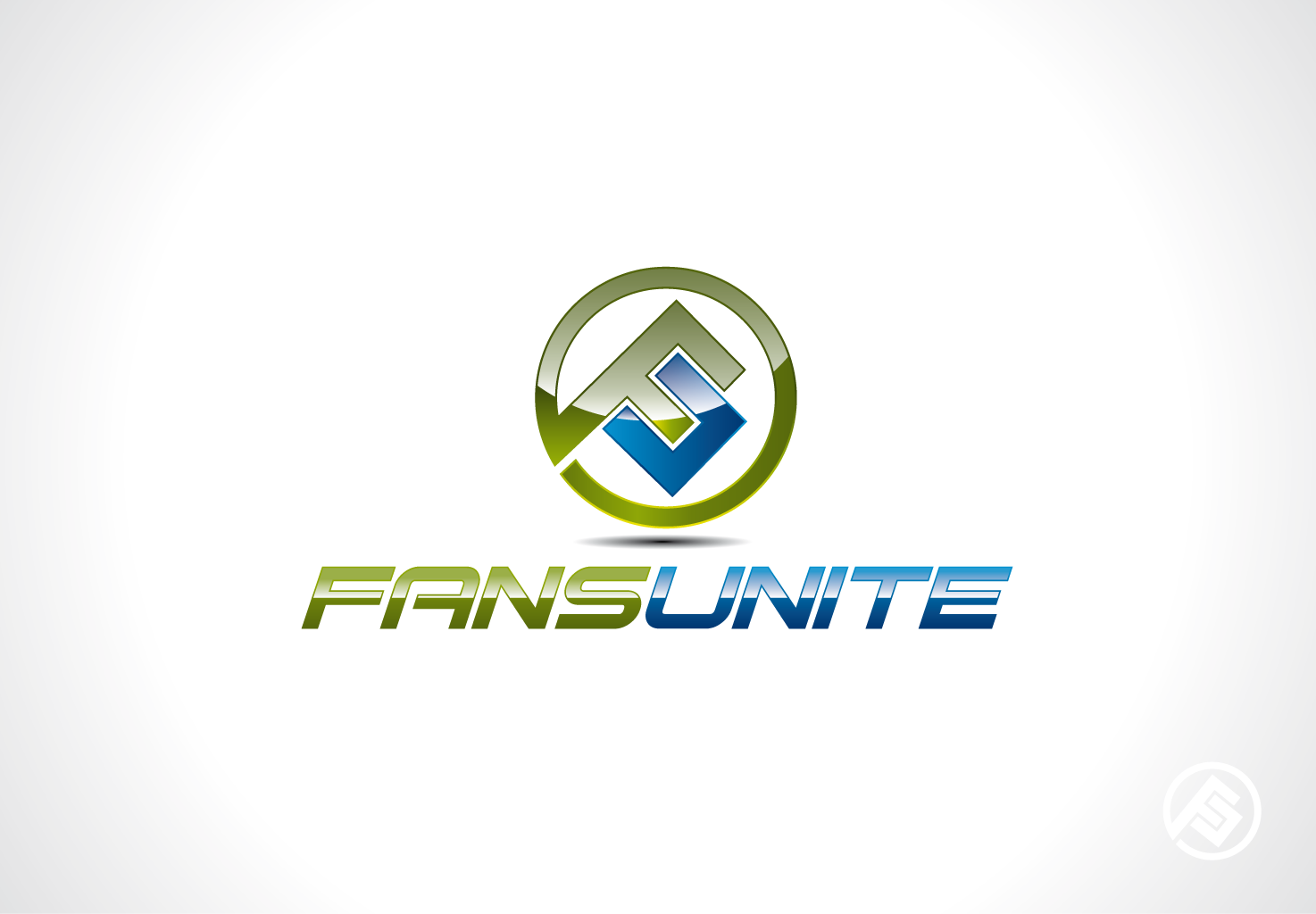 Logo Design by lovag - Entry No. 67 in the Logo Design Contest Logo Design Needed for Exciting New Company FansUnite.