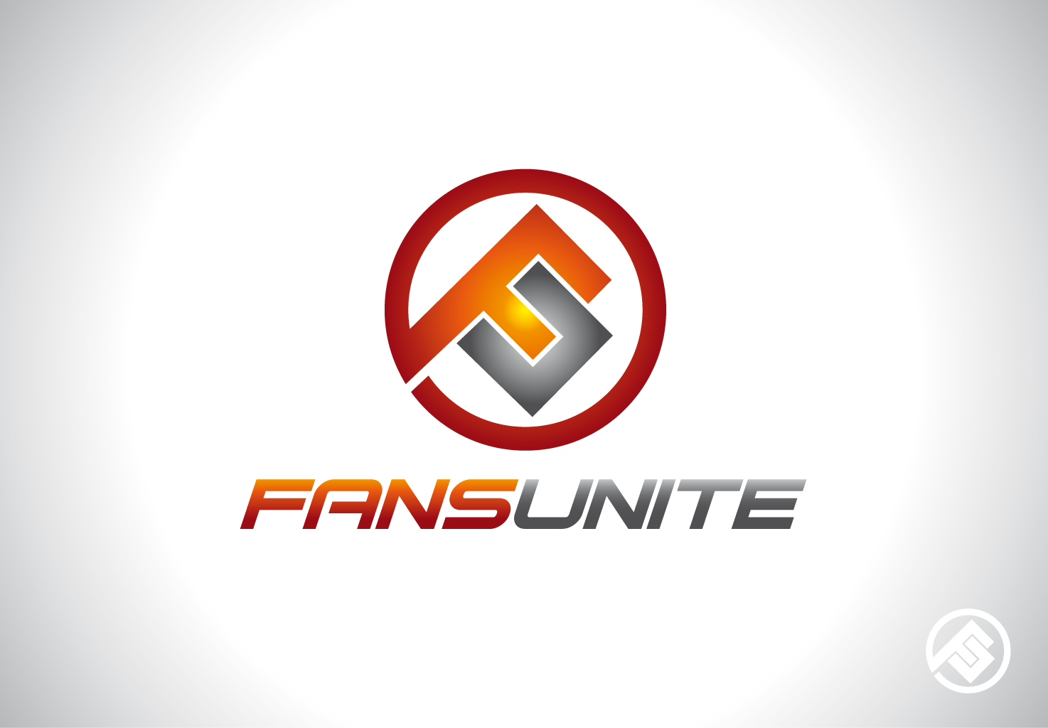 Logo Design by lovag - Entry No. 69 in the Logo Design Contest Logo Design Needed for Exciting New Company FansUnite.