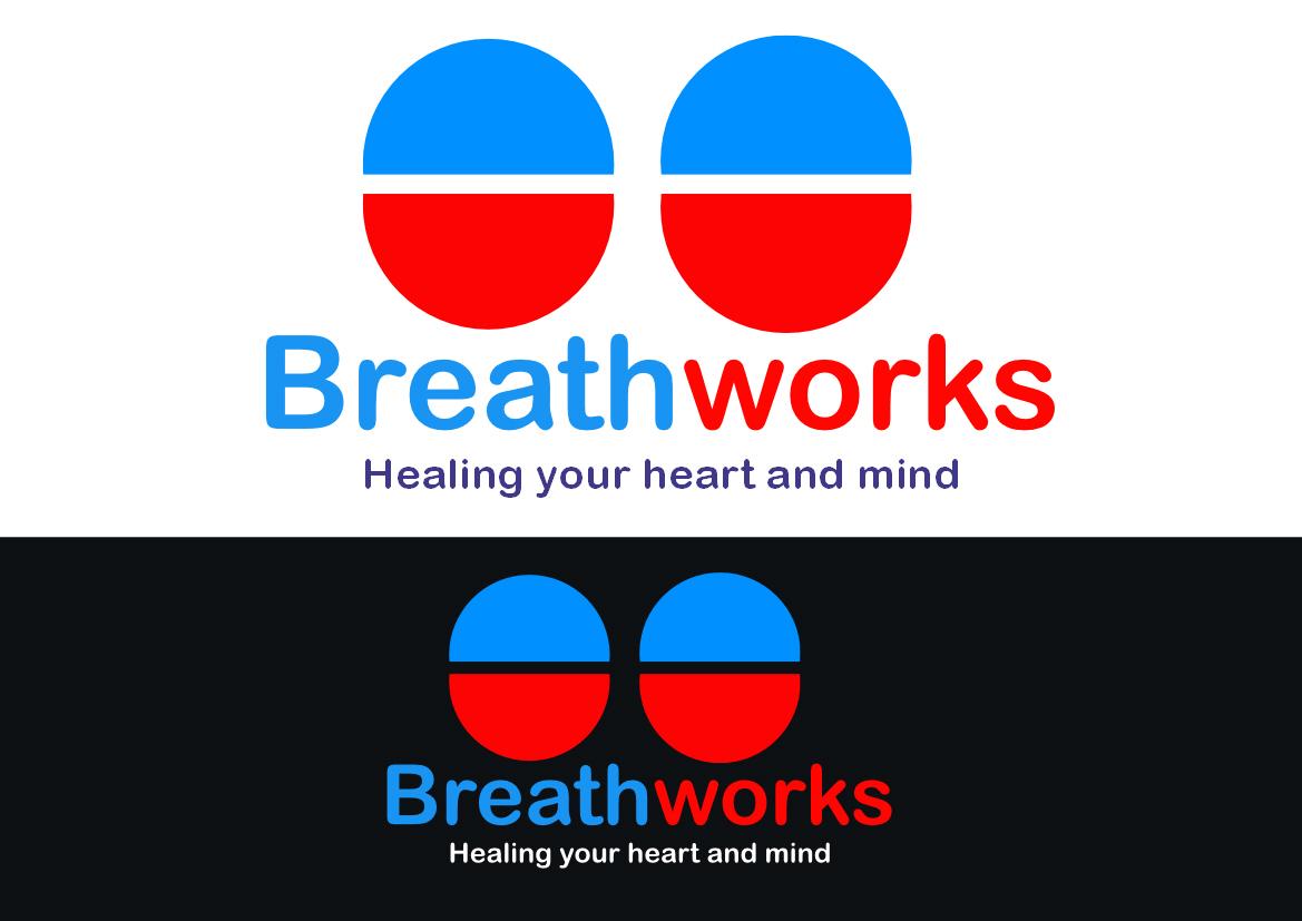 Logo Design by Heri Susanto - Entry No. 50 in the Logo Design Contest New Logo Design for Breathworks.