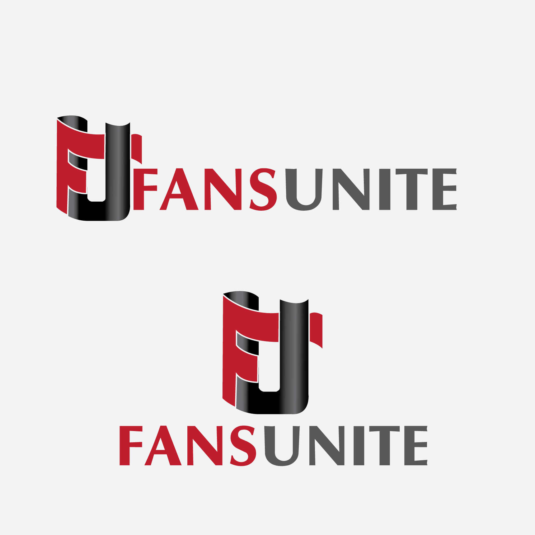 Logo Design by stormbighit - Entry No. 75 in the Logo Design Contest Logo Design Needed for Exciting New Company FansUnite.