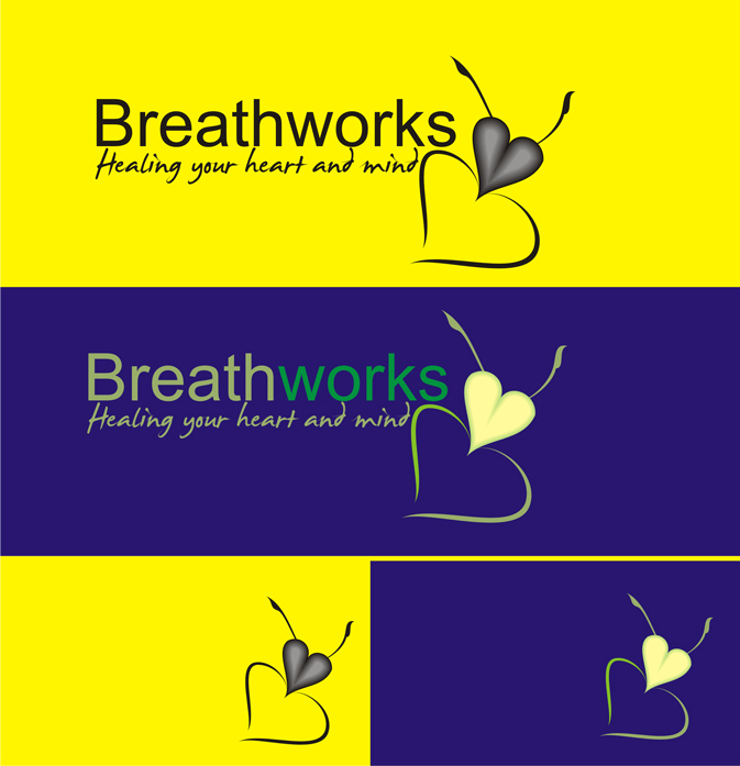 Logo Design by jais - Entry No. 54 in the Logo Design Contest New Logo Design for Breathworks.