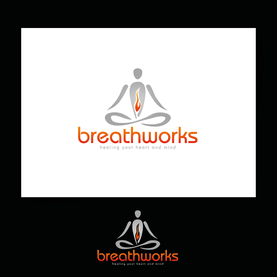 Logo Design by mosby - Entry No. 60 in the Logo Design Contest New Logo Design for Breathworks.