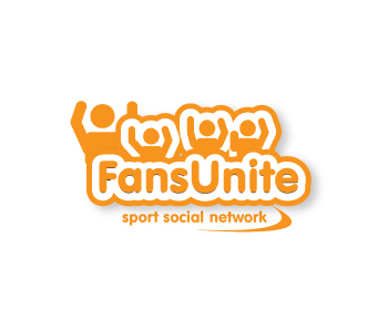 Logo Design by Alexandre - Entry No. 82 in the Logo Design Contest Logo Design Needed for Exciting New Company FansUnite.