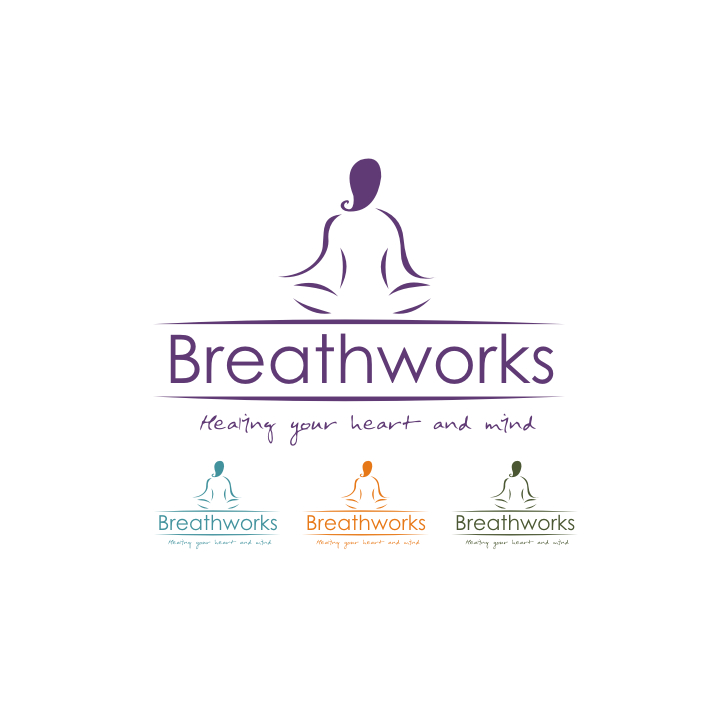Logo Design by Rendra Jannu - Entry No. 62 in the Logo Design Contest New Logo Design for Breathworks.
