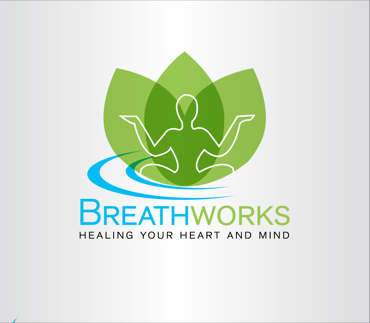 Logo Design by Vector Vector - Entry No. 64 in the Logo Design Contest New Logo Design for Breathworks.