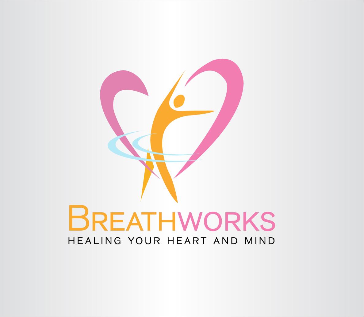 Logo Design by Vector Vector - Entry No. 65 in the Logo Design Contest New Logo Design for Breathworks.