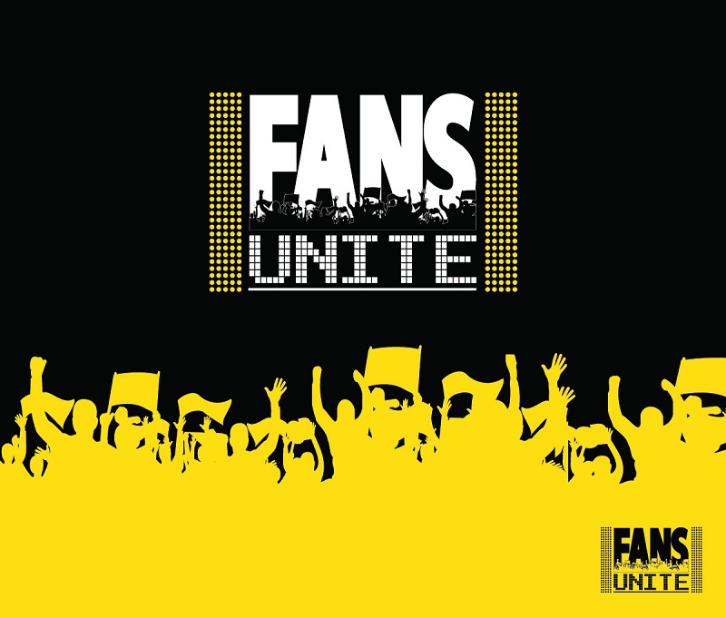 Logo Design by kowreck - Entry No. 92 in the Logo Design Contest Logo Design Needed for Exciting New Company FansUnite.
