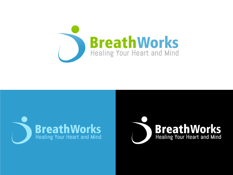 Logo Design by carell - Entry No. 84 in the Logo Design Contest New Logo Design for Breathworks.