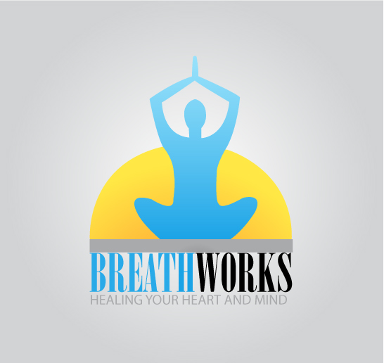 Logo Design by Bilal Ahmed - Entry No. 86 in the Logo Design Contest New Logo Design for Breathworks.