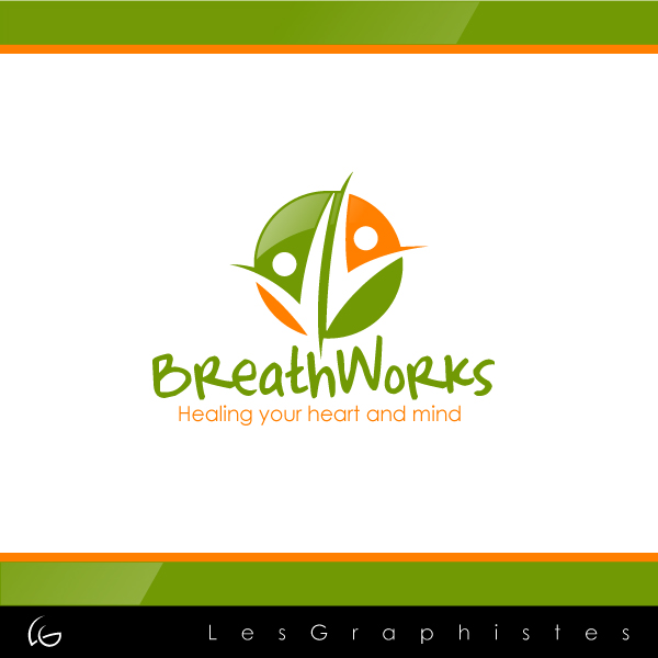 Logo Design by Les-Graphistes - Entry No. 87 in the Logo Design Contest New Logo Design for Breathworks.