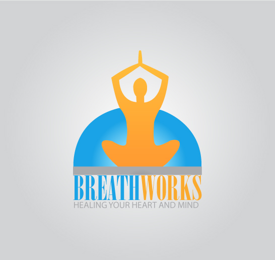 Logo Design by Bilal Ahmed - Entry No. 88 in the Logo Design Contest New Logo Design for Breathworks.