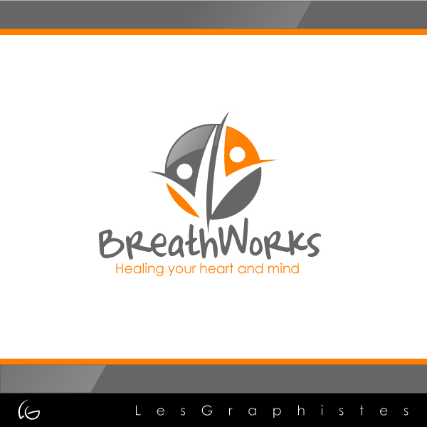 Logo Design by Les-Graphistes - Entry No. 89 in the Logo Design Contest New Logo Design for Breathworks.