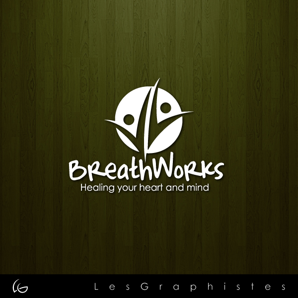 Logo Design by Les-Graphistes - Entry No. 90 in the Logo Design Contest New Logo Design for Breathworks.