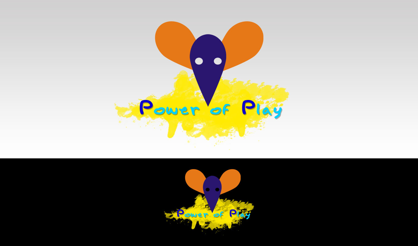 Logo Design by koudaime - Entry No. 12 in the Logo Design Contest Power Of Play Logo Design.