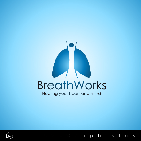 Logo Design by Les-Graphistes - Entry No. 96 in the Logo Design Contest New Logo Design for Breathworks.