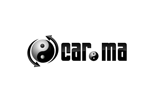 Logo Design by chewdee - Entry No. 155 in the Logo Design Contest New Logo Design for car.ma.