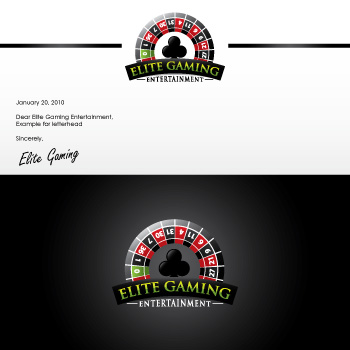 Logo Design by EdEnd - Entry No. 74 in the Logo Design Contest Elite Gaming Entertainment.