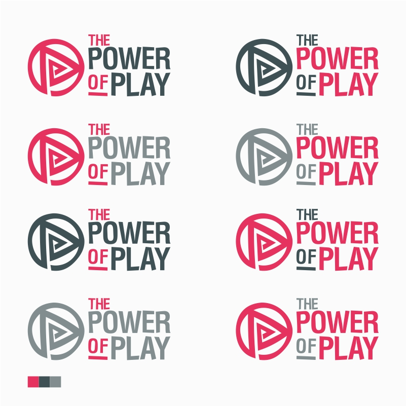 Logo Design by Private User - Entry No. 22 in the Logo Design Contest Power Of Play Logo Design.