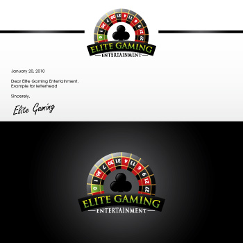 Logo Design by EdEnd - Entry No. 75 in the Logo Design Contest Elite Gaming Entertainment.
