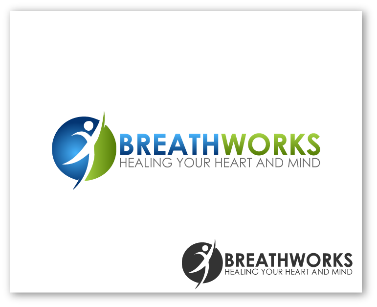 Logo Design by Private User - Entry No. 106 in the Logo Design Contest New Logo Design for Breathworks.